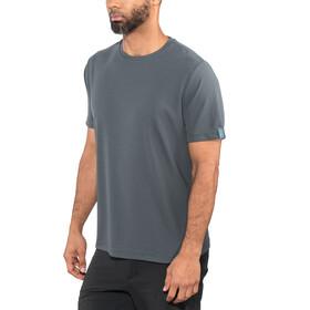 Meru Wembley Shortsleeve Shirt Men grey